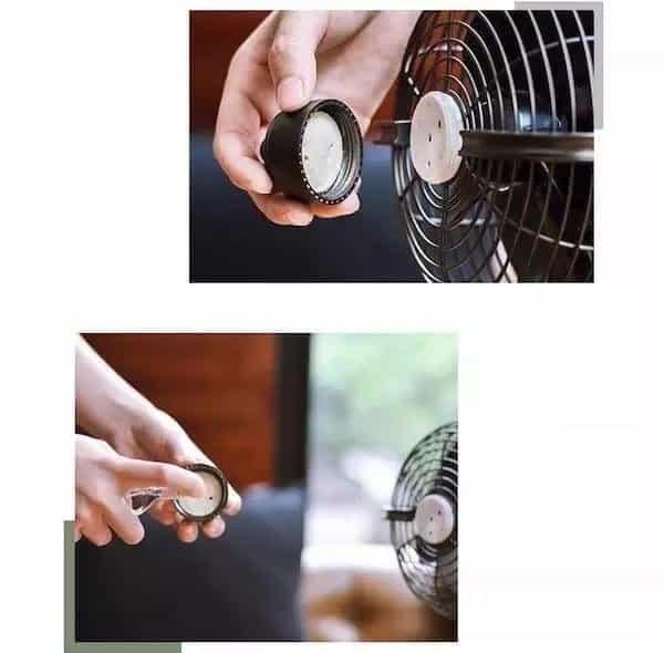 Diffuser fan