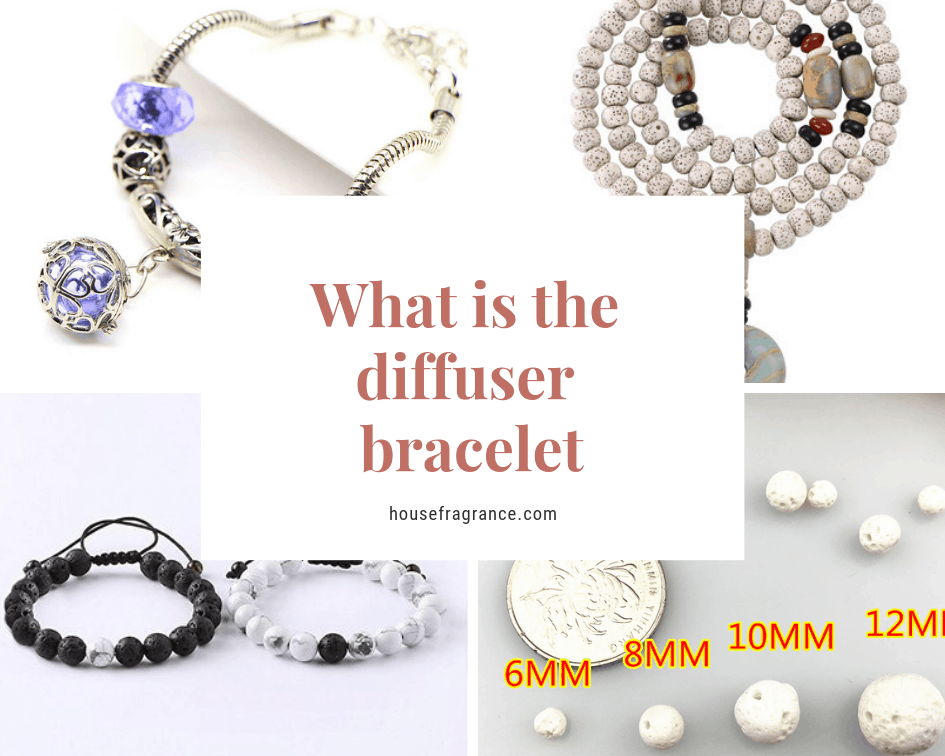 What is the diffuser bracelet