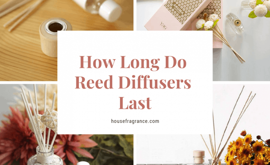 How Long Do Reed Diffusers Last