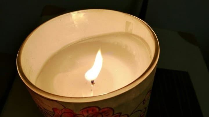 wind Candle Tunneling
