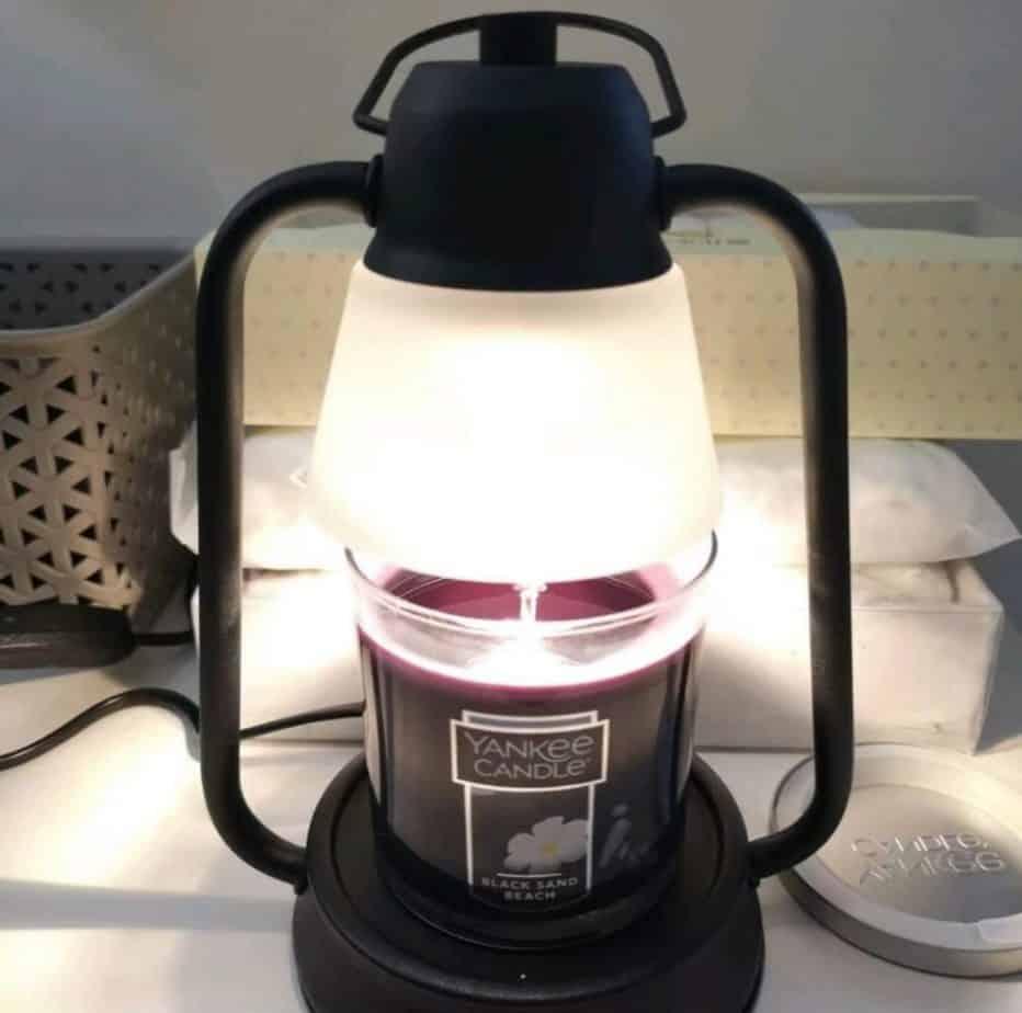 yankee candle warmer
