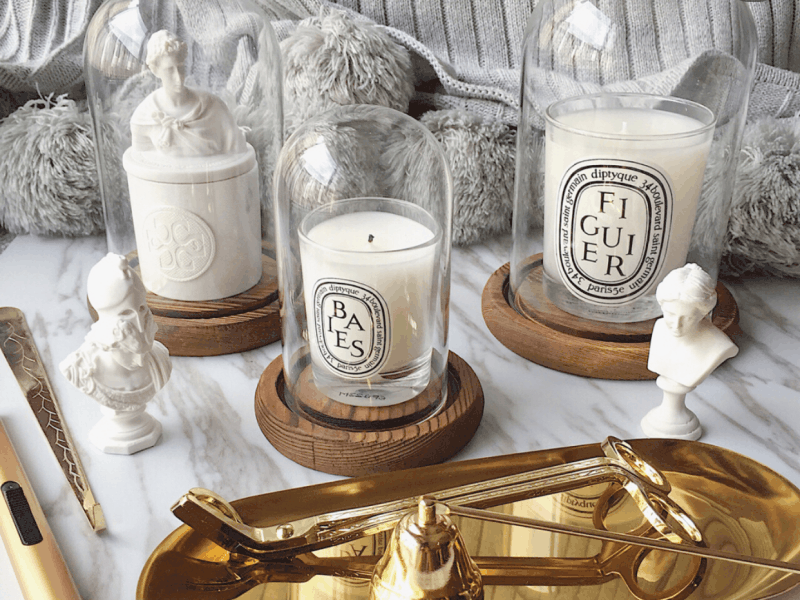 my diptyque candles