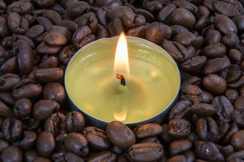 Best Coffee Scented Candles