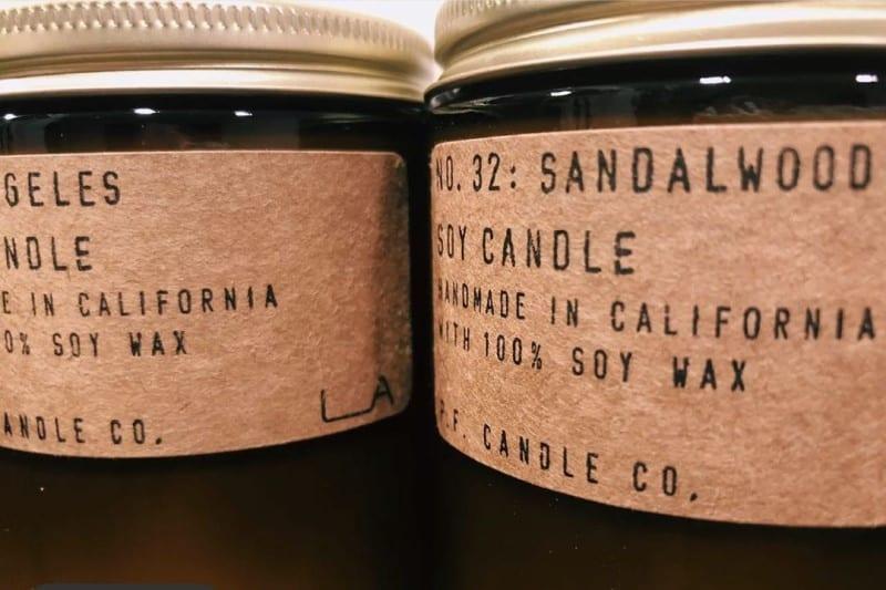 Best Sandalwood Candles