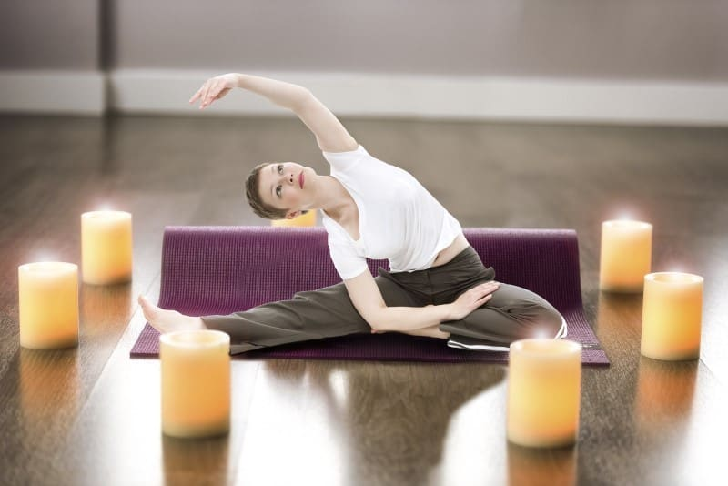Best Yoga Candles