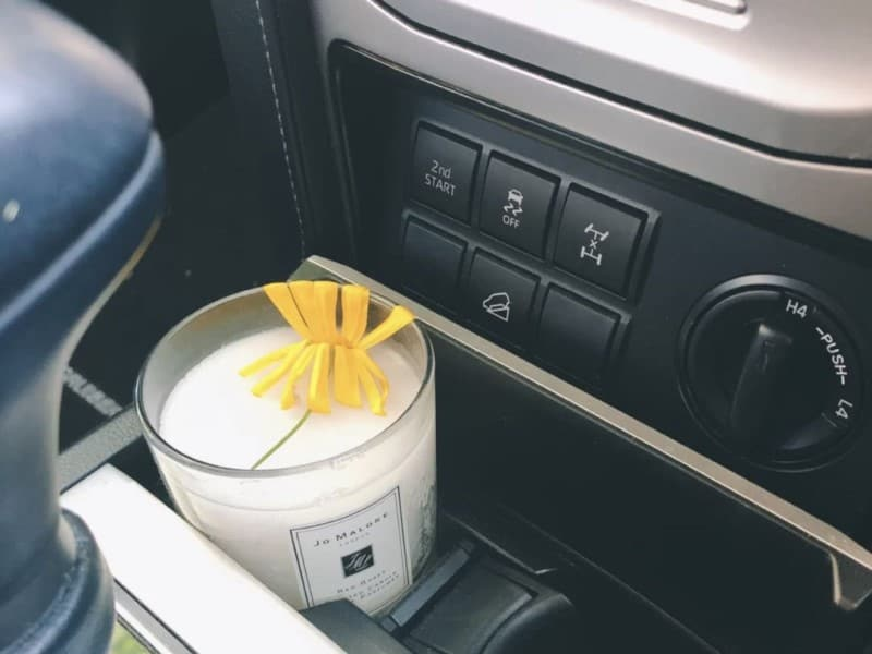 Is It Dangerous to Light a Candle in the Car