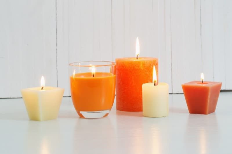 Can You Use Food Coloring in Soy Candles