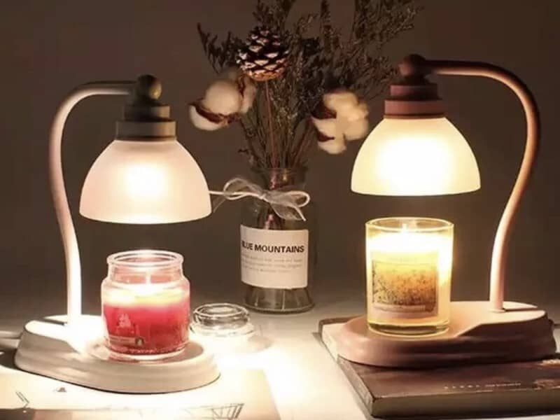 Can You Put a Glass Candle On a Candle Warmer