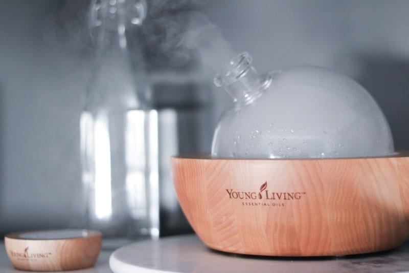 Do Oil Diffusers Leave Residue