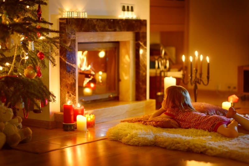 Best Fireplace Scented Candles