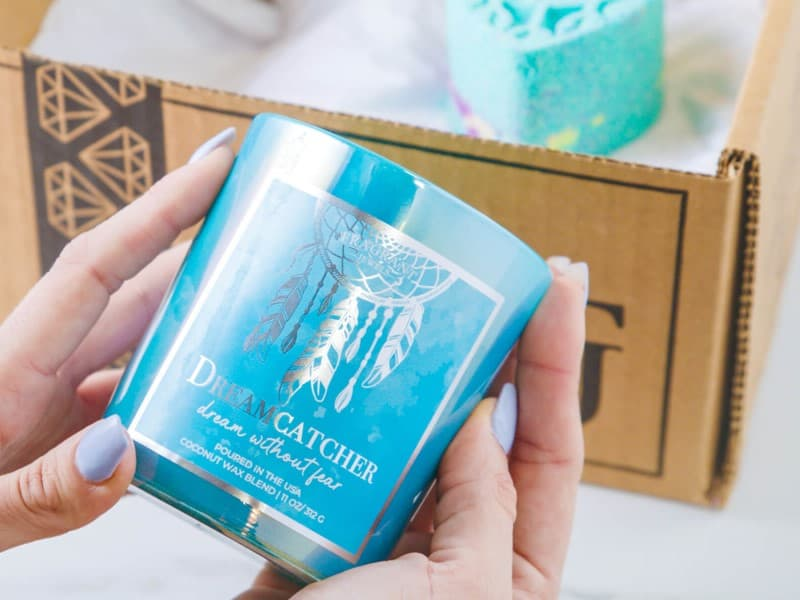 Fragrant Jewels Candles Review