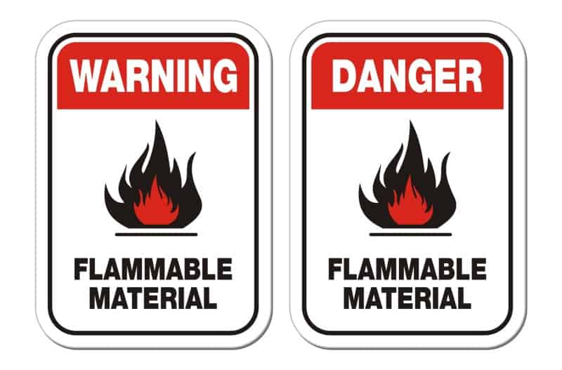 Are Essential Oils Flammable