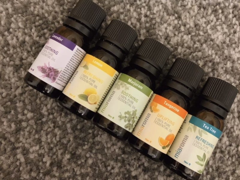 Best Essential Oils to Clean the Air