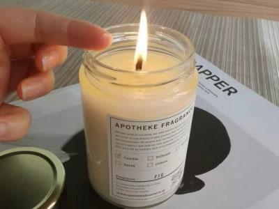 APOTHEKE Candles Review