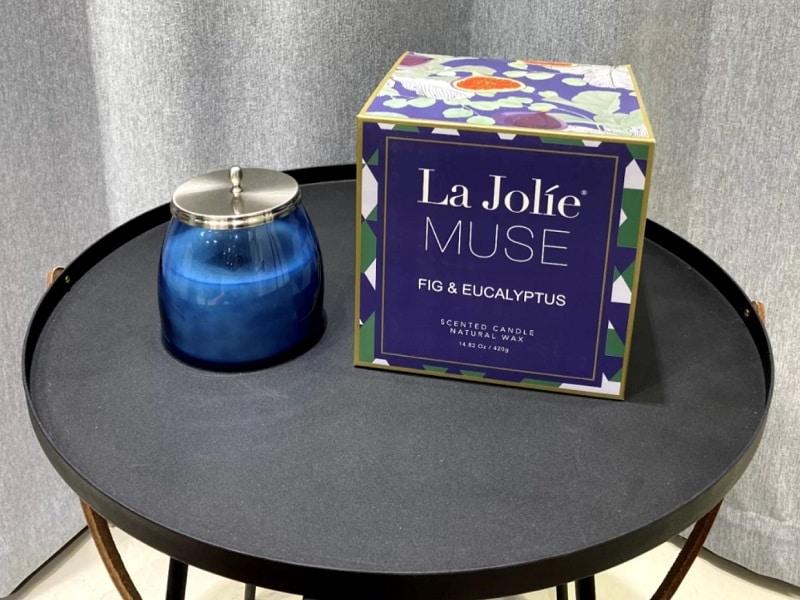 La Jolie Muse Candles Review