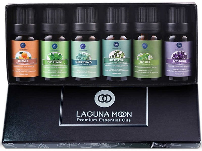 Lagunamoon Essential Oils Review
