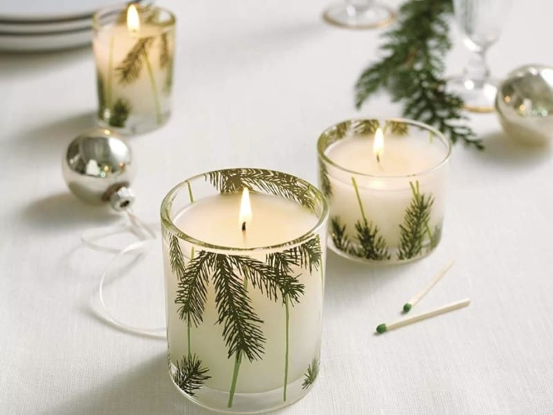 Thymes Frasier Fir Candles Review
