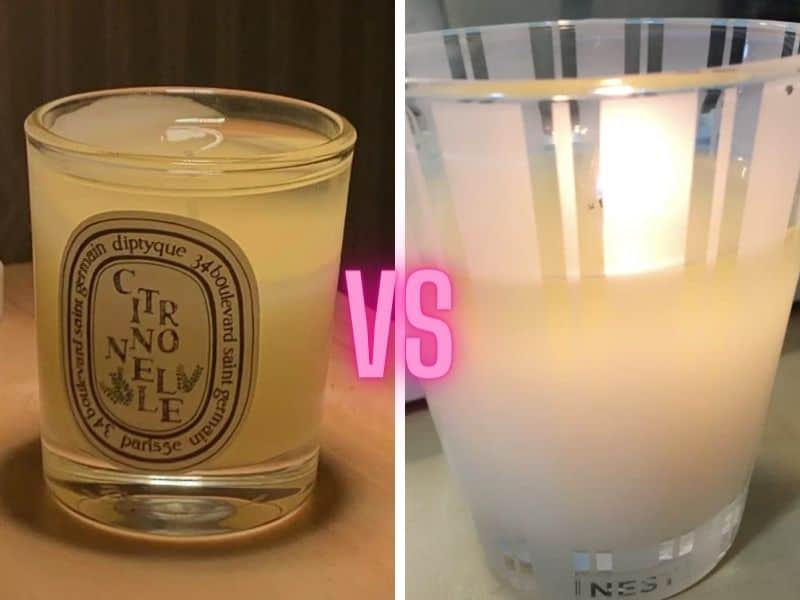Diptyque vs NEST Candles