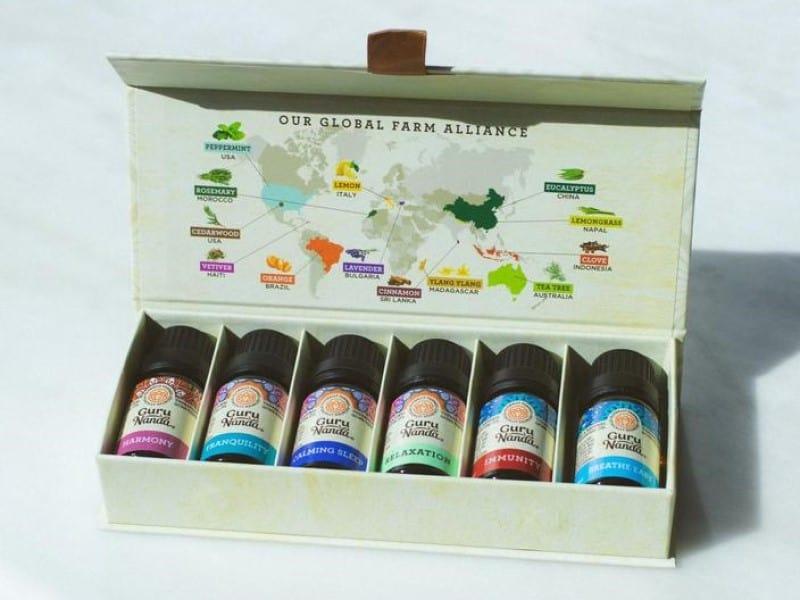 Guru Nanda Essential Oils Review