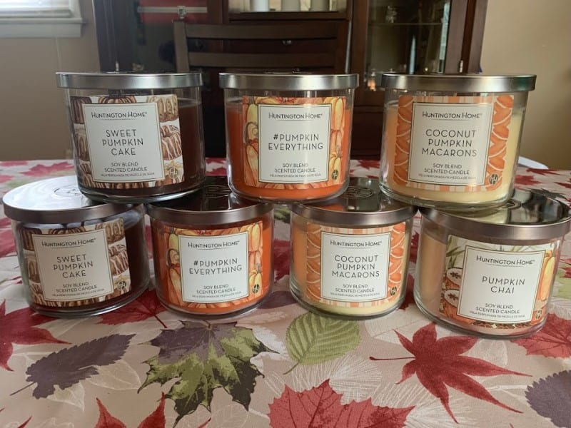 Huntington Home Candles Review