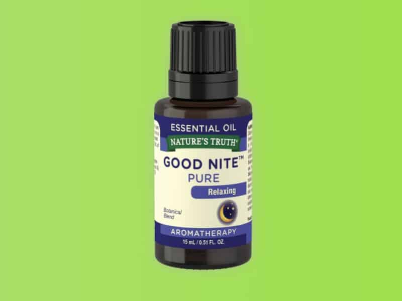 Nature's Truth Essential Oils Review